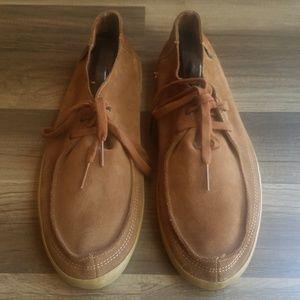 Vans Rata Vulc Suede Sneakers